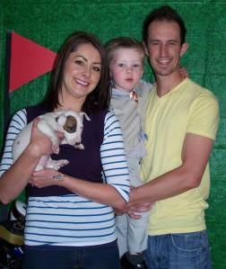 Jason, Tara & Owen