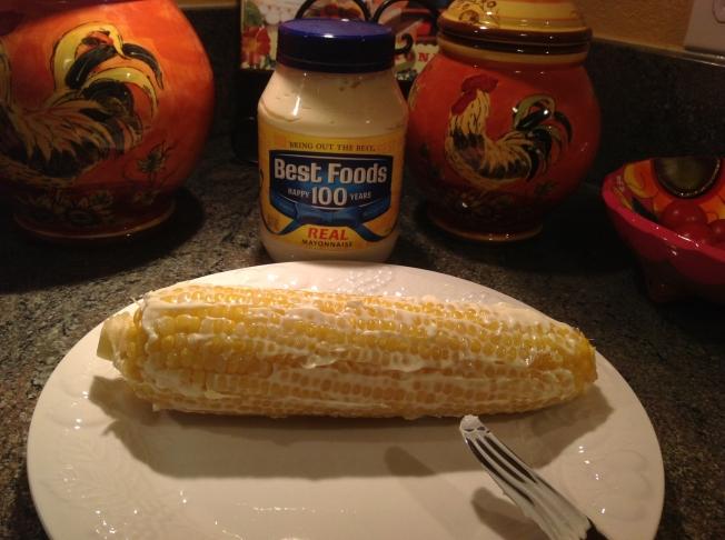 Mayo & Corn
