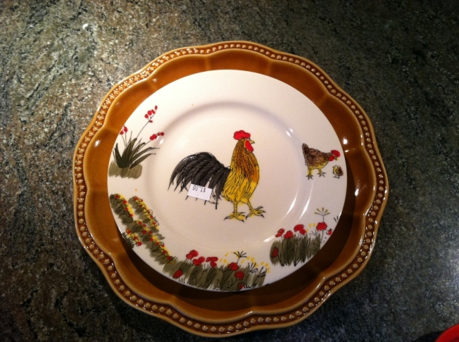 My Chicken Plates
