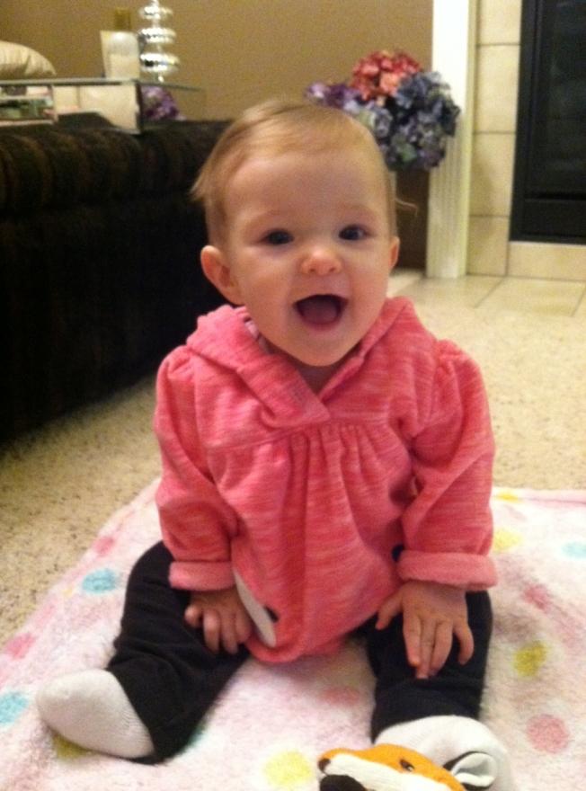 Belle 6 months