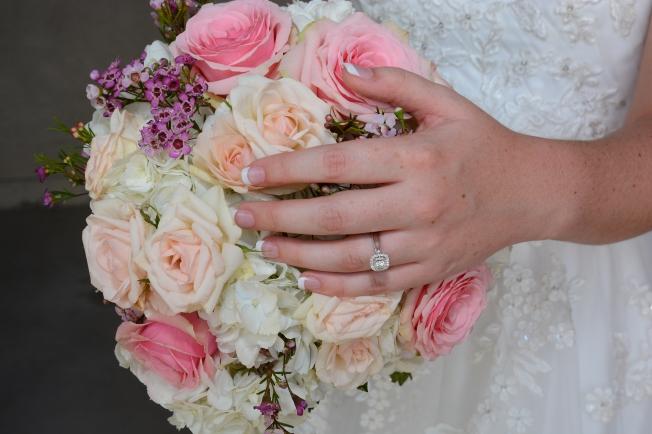 Bride 3 Bouquet