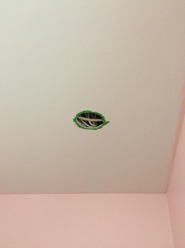 Wet Paint - My Closet