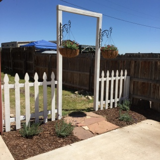 Pumpkin Patch Fence 1